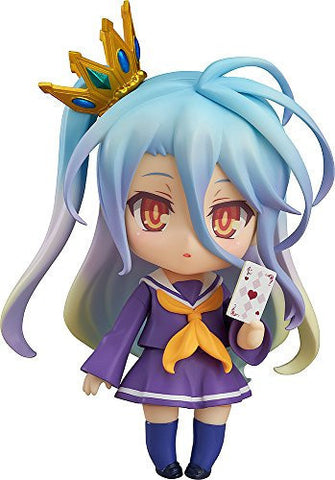 No Game No Life - Shiro - Nendoroid #653 (Good Smile Company)