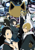 Thumbnail 2 for Durarara Blu-ray Disc Box [6Blu-ray+3CD Limited Edition]