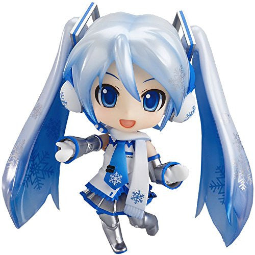 Image 1 for Vocaloid - Hatsune Miku - Nendoroid #150 - Snow Playtime Edition Full Action
