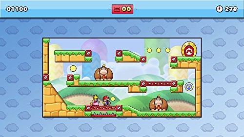 Image 12 for Mario vs. Donkey Kong Minna de Mini-Land