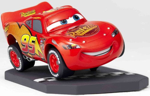 Image 7 for Cars - Lightning McQueen - Revoltech - Revoltech Pixar Figure Collection - 3 (Kaiyodo Pixar The Walt Disney Company)