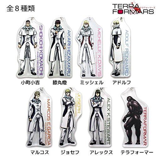 Image 2 for Terra Formars - Alex Kandley Stewart - Keyholder (Run'a)