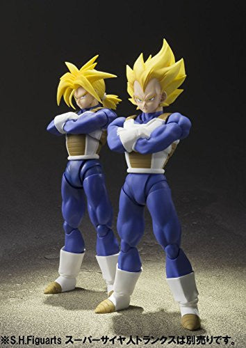 Image 6 for Dragon Ball Z - Vegeta SSJ - S.H.Figuarts (Bandai)