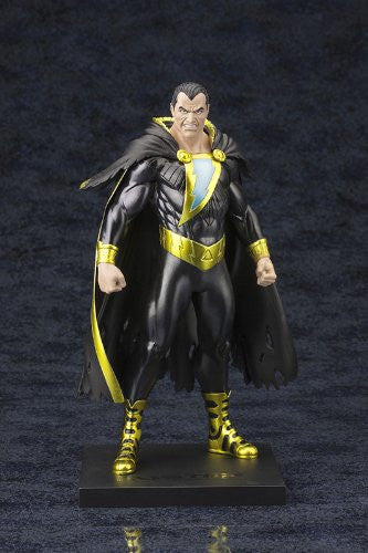 Image 2 for DC Universe - Justice League - Black Adam - DC Comics New 52 ARTFX+ - 1/10 (Kotobukiya)