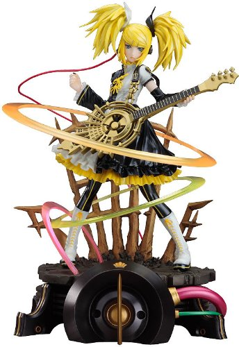 Image 1 for Vocaloid - Kagamine Rin - 1/8 - Nuclear Fusion (Hard R.K. ver.) (Max Factory)