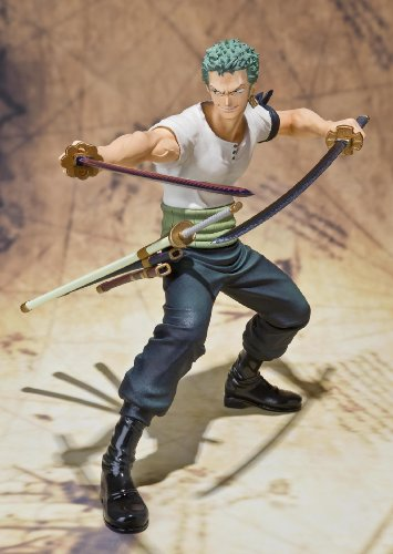 Image 3 for One Piece - Roronoa Zoro - Figuarts ZERO - Battle ver. (Bandai)