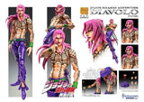 Thumbnail 2 for Jojo no Kimyou na Bouken - Ougon no Kaze - Diavolo - Super Action Statue (Medicos Entertainment)