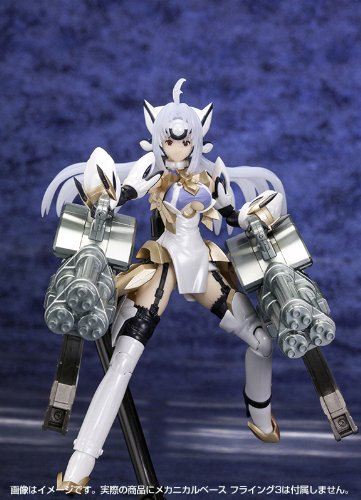 Image 10 for Xenosaga Episode III: Also sprach Zarathustra - KOS-MOS - 1/12 - Ver.4, Extra Coating Edition (Kotobukiya)