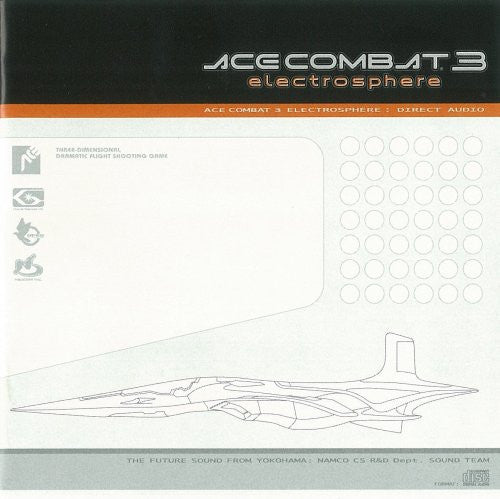 Image 1 for ACE COMBAT 3 ELECTROSPHERE : DIRECT AUDIO