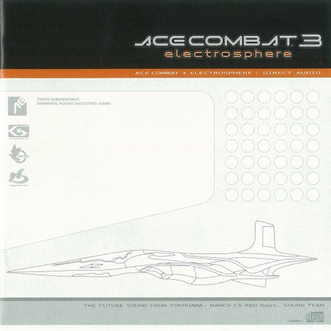 Image for ACE COMBAT 3 ELECTROSPHERE : DIRECT AUDIO
