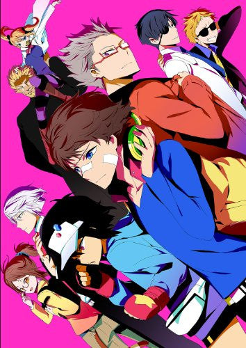 Image 1 for Hamatora Vol.4 [Limited Edition]