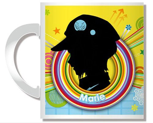 Image 1 for Persona 4: the Golden Animation - Marie - Mug (Penguin Parade)