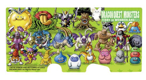 Image for Dragon Quest Monsters Terry no Wonderland 3D Sticker for Nintendo 3DS [Type B]