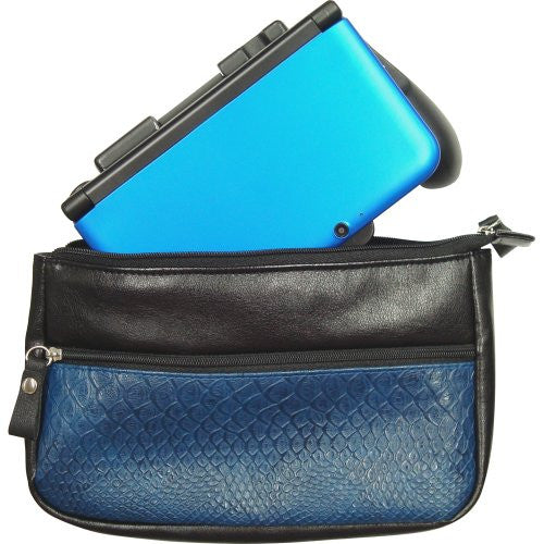Image 3 for Hunting Pouch for 3DS LL (Dark Blue)
