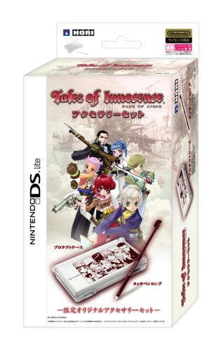 Image 1 for Tales of Innocence DS Lite Accessory Set