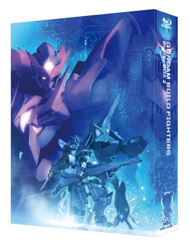 Image 2 for Gundam Build Fighters Blu-ray Box 2 High Grade Edition [Limited Edition]