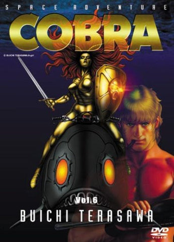Image for Space Adventure Cobra 6