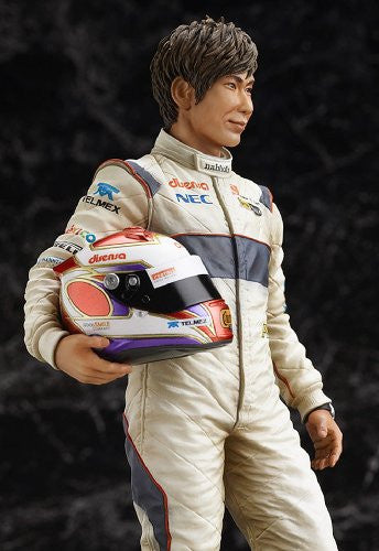 Image 6 for Formula 1 - Kobayashi Kamui - 1/8 (Good Smile Company)