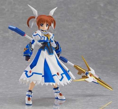 Mahou Shoujo Lyrical Nanoha The Movie 2nd A's - Takamachi Nanoha - Figma #185 - Excelion Mode ver. (Max Factory)
