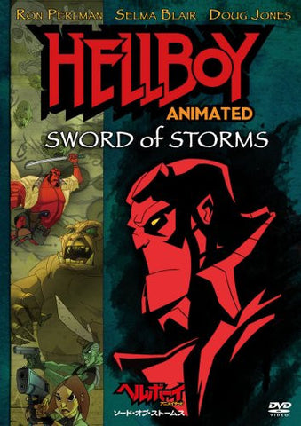 Image for Hellboy Animated Sword of Storms
