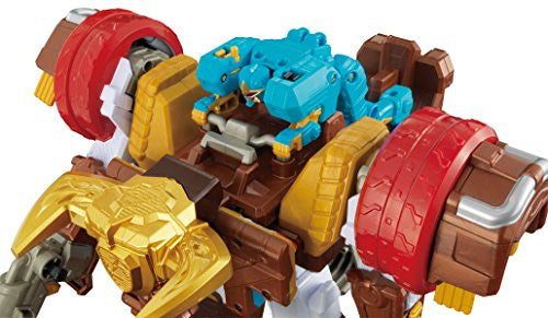 Image 6 for Shuriken Sentai Ninninger - Bison King - Shuriken Gattai DX (Bandai)