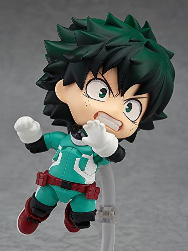 Image 3 for Boku no Hero Academia - Midoriya Izuku - Nendoroid - Heroes Edition (Tomytec, Good Smile Company)