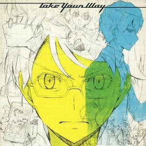 Image 1 for Take Your Way / livetune adding Fukase (from SEKAI NO OWARI)