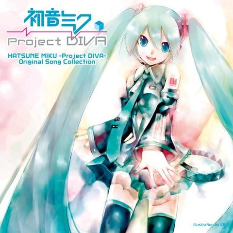Image for Miku Hatsune -Project DIVA- Original Song Collection