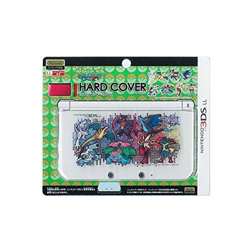 Image 1 for Pokemon Hard Cover for 3DS LL (Mega Evolution)