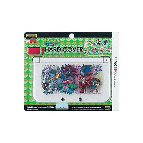 Image for Pokemon Hard Cover for 3DS LL (Mega Evolution)