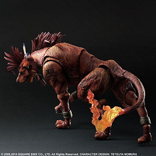 Image 3 for Final Fantasy VII: Advent Children - Red XIII - Play Arts Kai (Square Enix)