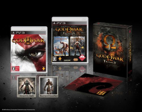 Image 2 for God of War Trilogy