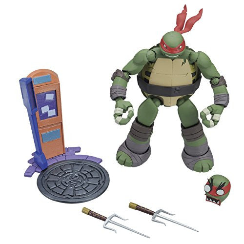 Image 2 for Teenage Mutant Ninja Turtles - Raphael - Revoltech (Kaiyodo)