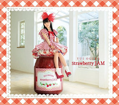 Image for Strawberry JAM / Yui Ogura [Limited Edition]
