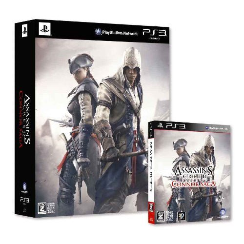 Image 1 for Assassin's Creed Connor Saga [Limited Complete Edition]