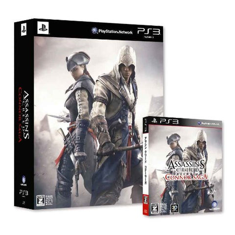Image for Assassin's Creed Connor Saga [Limited Complete Edition]