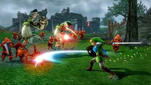 Image 9 for Zelda Musou Hyrule Warriors [Treasure Box]