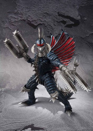 Image 11 for Gojira Final Wars - Gigan - S.H.MonsterArts - Final Wars ver. (Bandai)