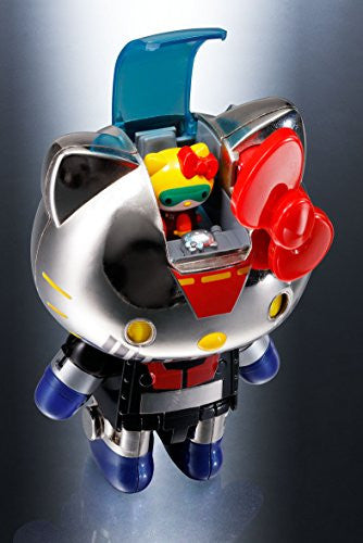 Image 9 for Hello Kitty - Chogokin - Mazinger Z color (Bandai)
