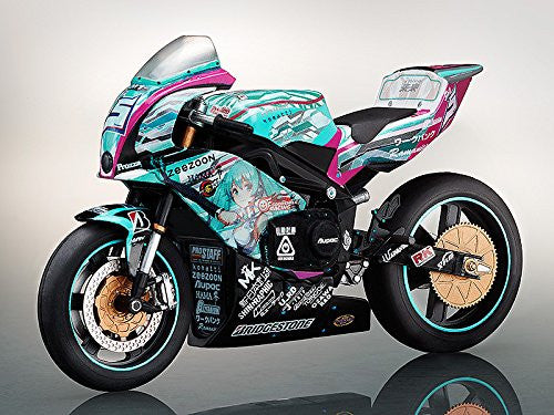 Image 2 for GOOD SMILE Racing - ex:ride Spride.06 - TT-Zero 13, Racing 2013 (FREEing, Good Smile Company)