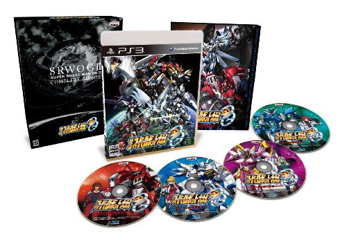 Image 3 for Dai-2-Ji Super Robot Taisen Original Generations [Complete BD Box]