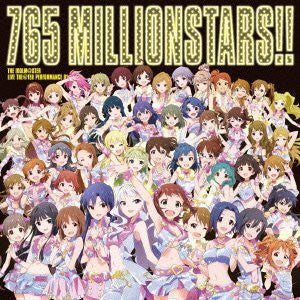 Image for THE IDOLM@STER LIVE THE@TER PERFORMANCE 01 Thank You!