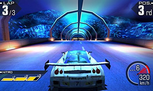 Image 2 for Ridge Racer 3D (Welcome Price!!)