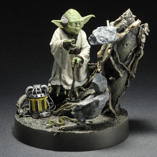 Image 2 for Star Wars - Yoda - ARTFX Statue - 1/7 - Empire Strikes Back ver. Episode V ver. (Kotobukiya)