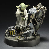 Thumbnail 2 for Star Wars - Yoda - ARTFX Statue - 1/7 - Empire Strikes Back ver. Episode V ver. (Kotobukiya)