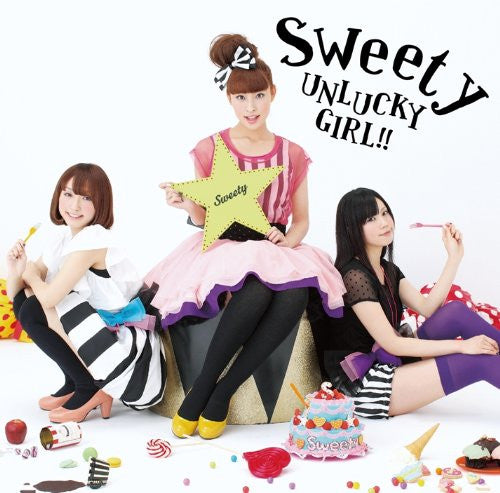 Image 1 for UNLUCKY GIRL!! / Sweety