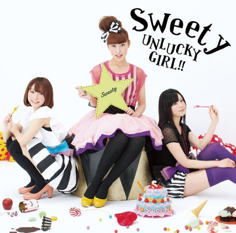 Image for UNLUCKY GIRL!! / Sweety