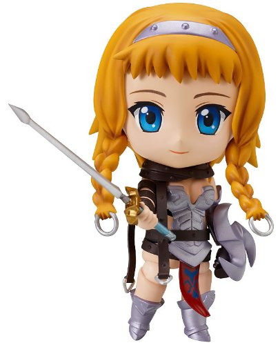Image 1 for Queen's Blade - Reina - Nendoroid #114a (FREEing, Good Smile Company)