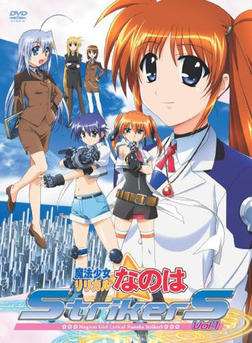 Image for Magical Girl Lyrical Nanoha Strikers Vol.1