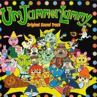 Image for Um Jammer Lammy Original Sound Track